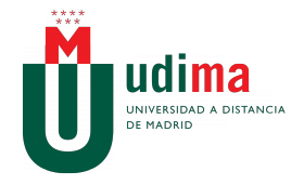 Udima. Universidad a distancia de Madrid